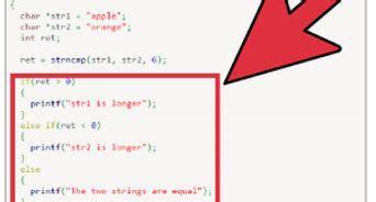 comparar cadenas en c sharp 3 formas de crear un programa en c wikihow