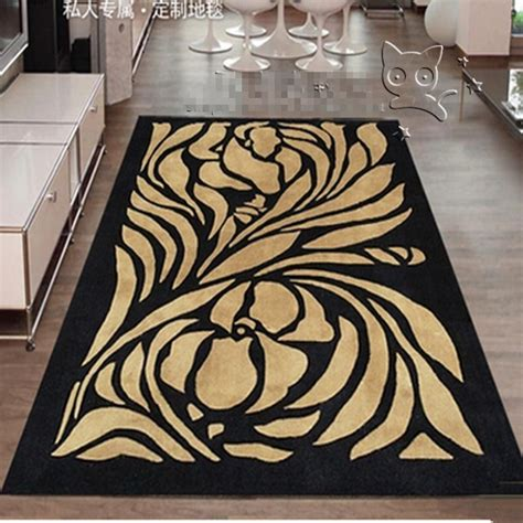 black and yellow rug get cheap black yellow rug aliexpress alibaba