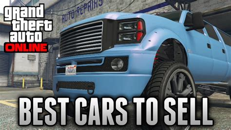Auto Verkaufen Online by Gta 5 Online Top 5 Best Cars To Find Sell Fast Easy