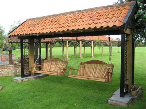 japan swing swing seats for your own pergolas porches etc sitting