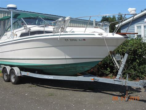 sea ray boats for sale ct 1987 sea ray 268 sundancer power boat for sale www