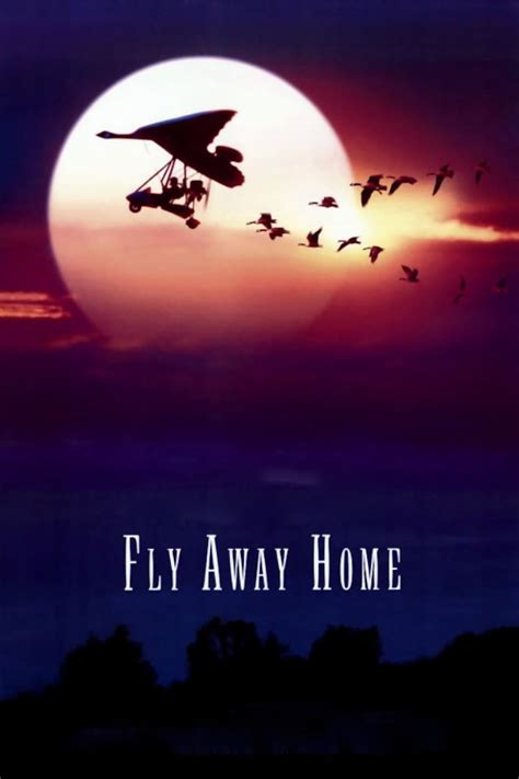 fly away fly away home 1996 posters the database tmdb