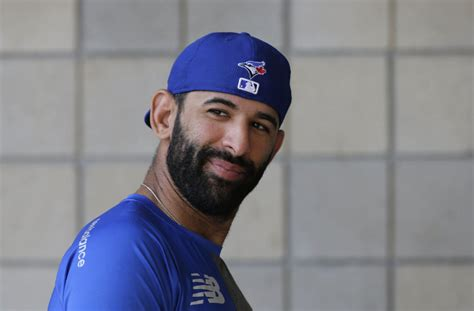 House Blue Print The Swagger And The Shrug Combine To Make Jose Bautista