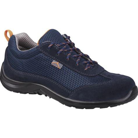 Azcost Delta Safety Leather Suede delta plus suede split leather mesh shoes 3 colours