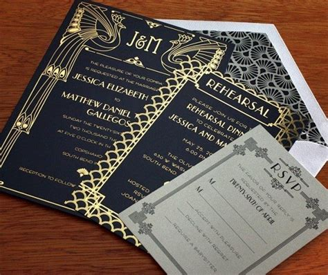wedding invitations deco deco wedding invitations deco weddings