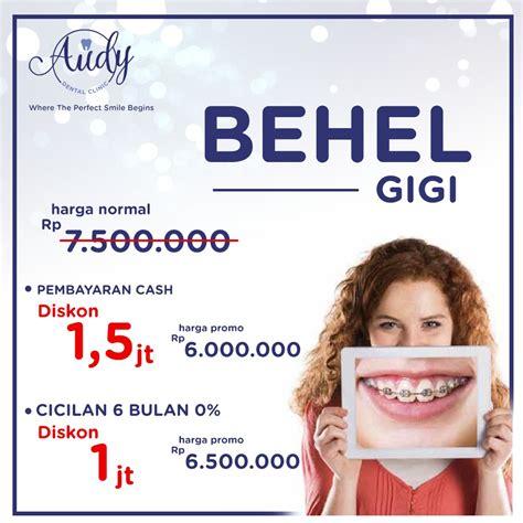 Biaya Pemutihan Gigi Di Jakarta Smile harga veneer gigi di jakarta audy dental