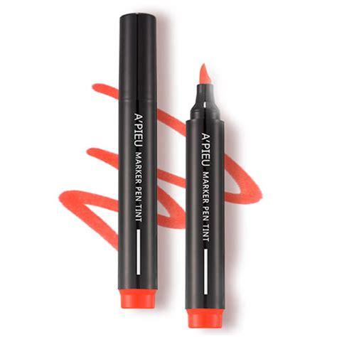 Apieu The Tint apieu marker pen tint apieu lip tint shopping sale