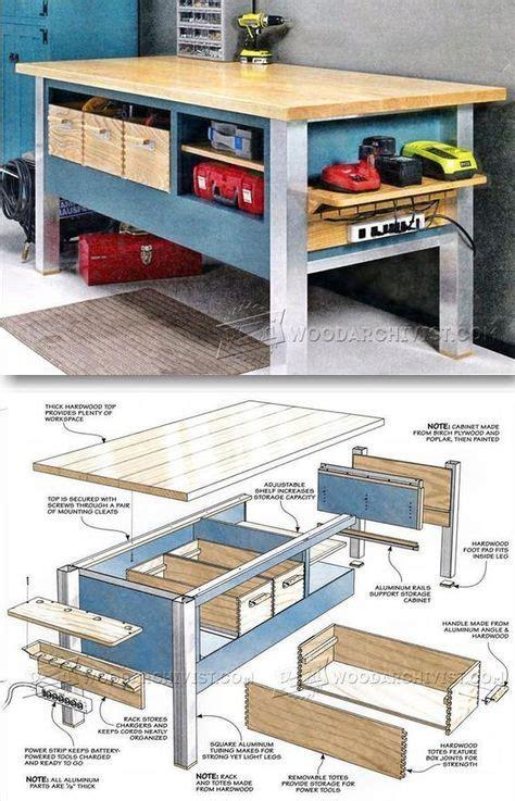 tool bench organization ideas 25 best ideas about garage workbench on pinterest