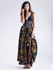 free people womens fp one wisteria maxi dress in
