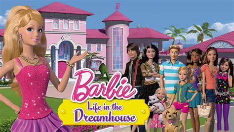 dream house cast barbie life in the dreamhouse nu op netflix