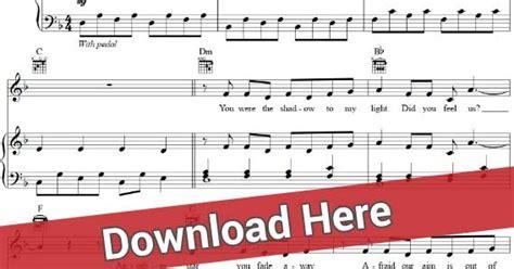tutorial piano faded free score alan walker faded sheet music chords piano