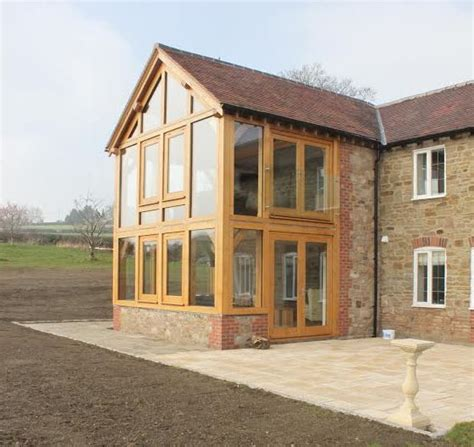 2 bedroom house extension ideas two storey glazed oak framed extension new ideas