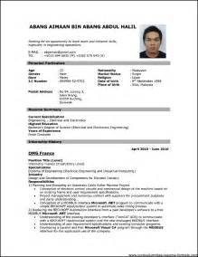 Best Job Resume Format Pdf by Professional Resume Format Download Pdf Free Samples