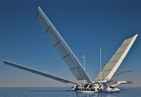 Interior Design Luxury Luxury Hi Tech Flying Yacht