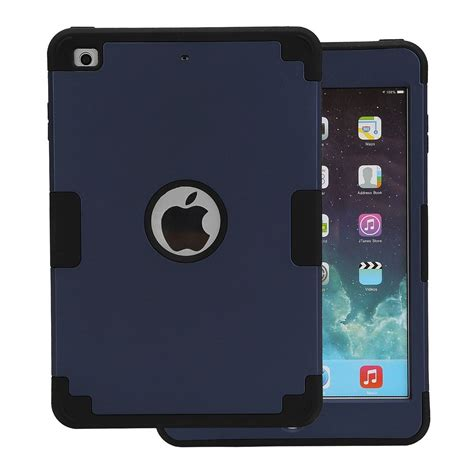 Rugged Mini Cases by Shockproof Heavy Duty Rugged Cover For