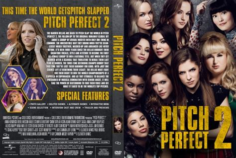 Dvd Original Pitch 1 Pitch 2 pitch 2 dvd covers labels by covercity