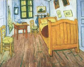 vincent gogh the paintings vincent s bedroom in arles