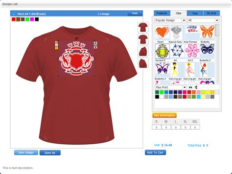 Design A Shirt Online For Free | t shirt designs 2012 tee shirt design software