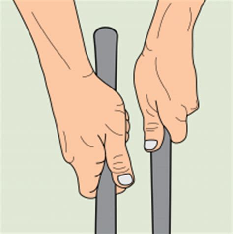 golf swing right or left hand dominant hand action control golf swing simple effective method