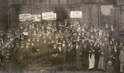 1913 Strike And Lockout Essay by Yeadon Lockout 1913 Striking Back At Greedy Bosses Leeds Socialist
