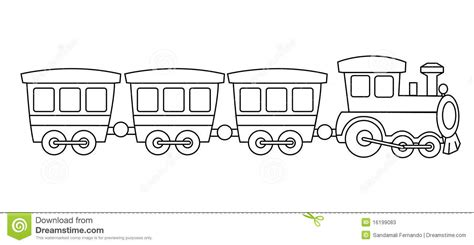 Train Clipart Outline Pencil And In Color Train Clipart Station Coloring Page