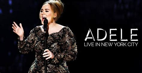 live new york highlights adele live in new york city able