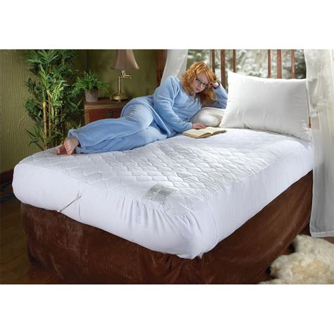heated bed biddeford automatic heated mattress pad 214627 mattress