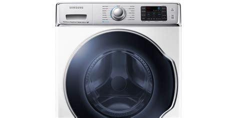 Samsung Washing Machine Decorated In Gold Washes Clothes by Samsung 5 6 Cu Ft Front Load Steam Washer Wf56h9100ag