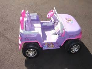 Disney Princess Jeep Disney Princess Toyota Fj Cruiser 12 Volt Battery Powered