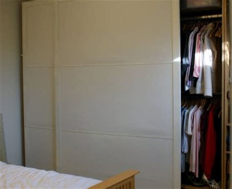 ikea wardrobe sliding door problem fixing the pax sliding door ikea hackers ikea hackers