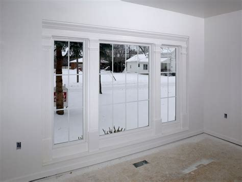 bow bay window replacement idea but without the panes