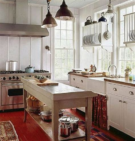 cottage kitchen design ideas country cottage decorating ideas for your house