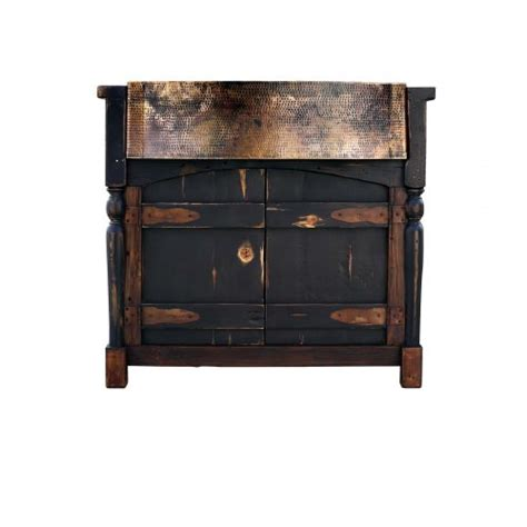 apron front bathroom sink wood vanities buy rustic bathroom vanities