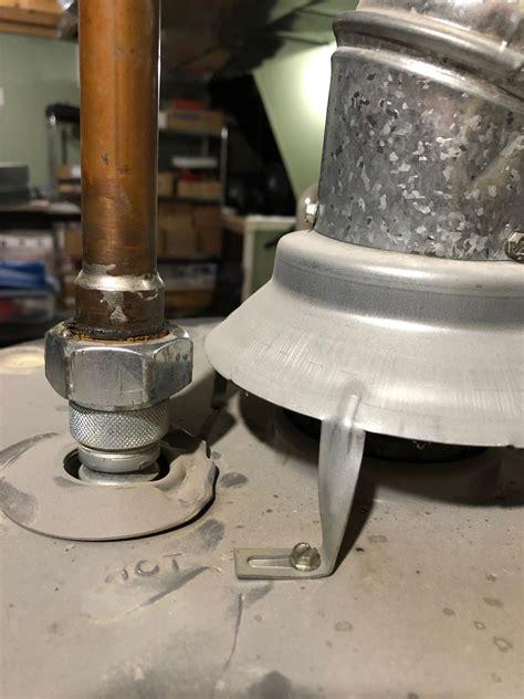 water heater gas valve failure rheem water heater gas or valve failure best