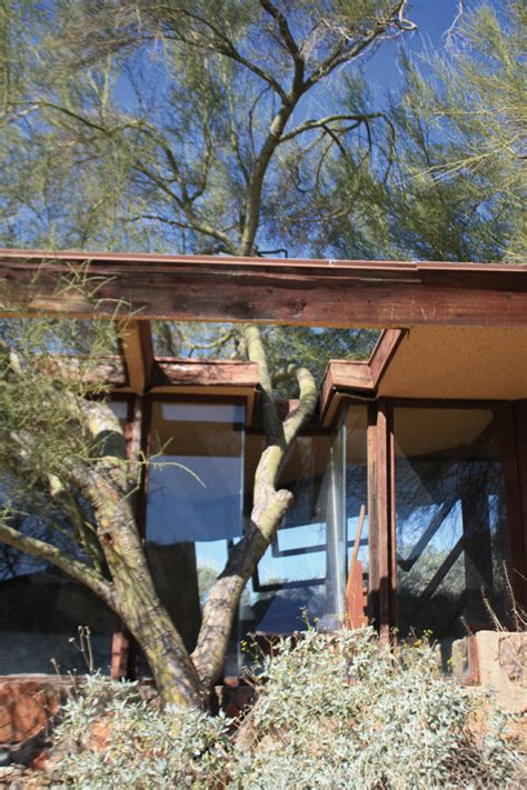 Frank Lloyd Wright Tree House by The Great Outdoors Frank Lloyd Wright S Architecture School Taliesin West Designcurial