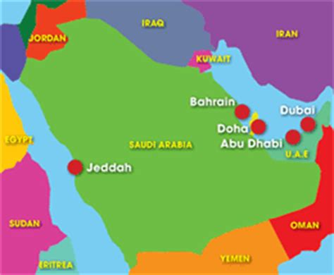 middle east map doha gulf air faces new competition from bahrain air shanghai