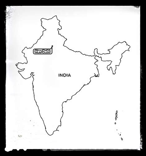 coloring pages of india map map of india colouring sheet by mael teaching