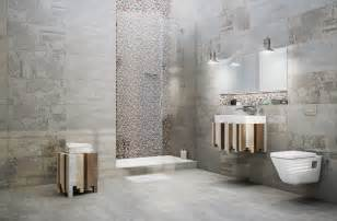 superb Meubles Salle De Bain Design #3: salle-bain-moderne-carrelage-aspect-pierre-naturelle-%C3%B9osaique-cabine-douche.jpg