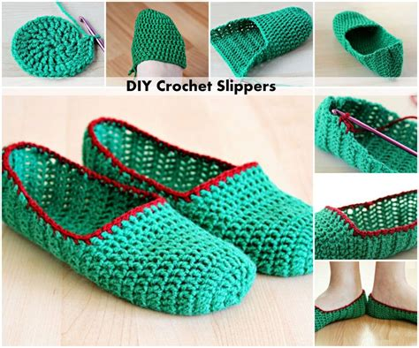 how do you crochet slippers how do you crochet slippers 28 images tutorial simple