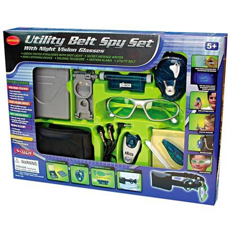 utility belt spy set  night vision glasses reviews