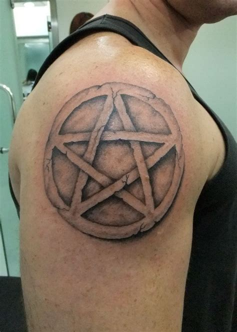 6 point star tattoo 33 best 6 point tattoos for images on