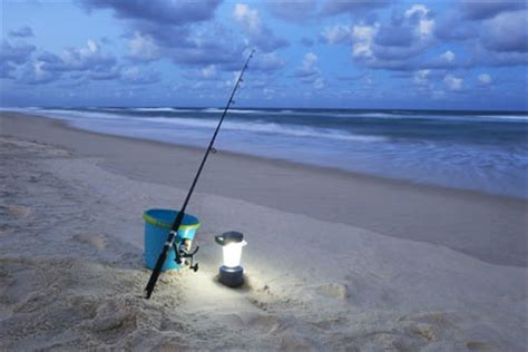 surf fishing is great springtime fun