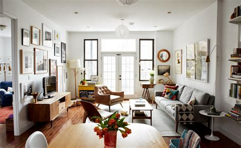 Livingroom Brooklyn A Cup Of Jo Our Brooklyn Apartment Home Inspiration