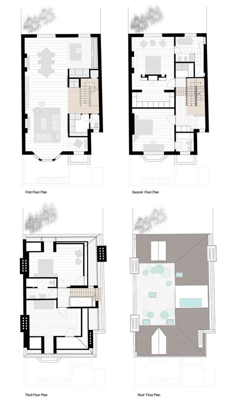 Multi Level House Plans by Atelier Reorganises House To Create Multi