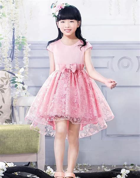 girls party dresses for 2015 2015 summer baby girls dress white pink lace princess