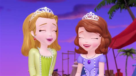 princess sofia and princess amber in sofia the first sofia and amber are laughing by jimmy200570 on deviantart
