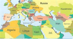 Libya World Map by The War For The Oil Of Libya Iakovos Alhadeff