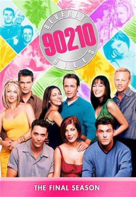 beverly hills 90210 final season (6 dvd) (2010