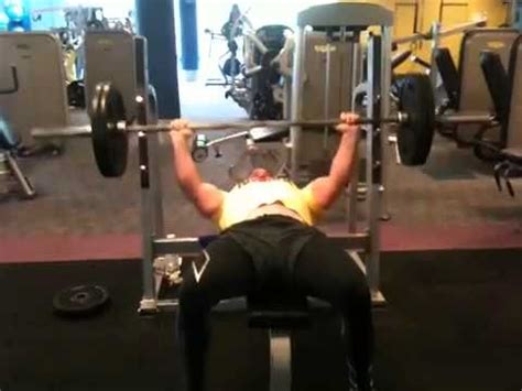 assisted bench press matt randall 40 reps on 100kg bench press un assisted