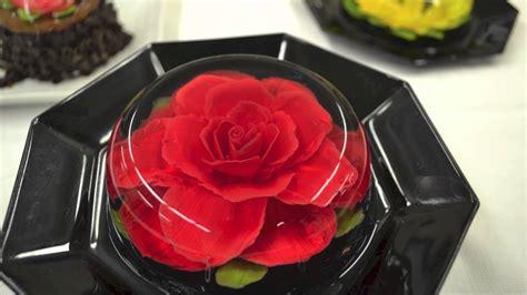 flower design jello jello flower introduction youtube